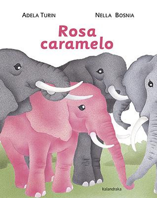 Rosa caramelo - OSO LIBROS